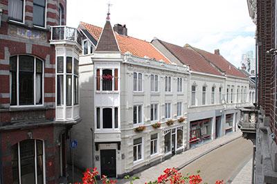 De Refter Hornstraat 25 Tilburg